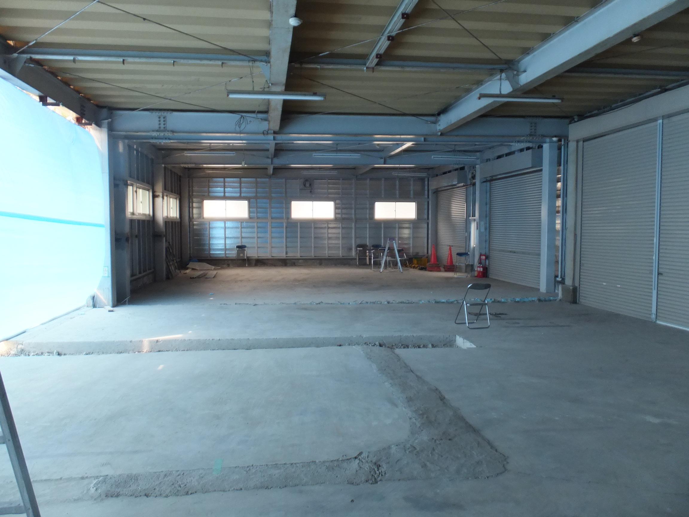 山形県 某工場クリーンルーム新設工事