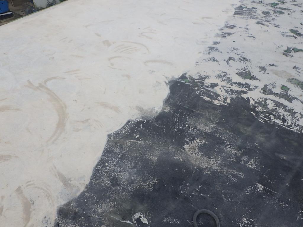山形県天童市 某工場コンクリート研磨